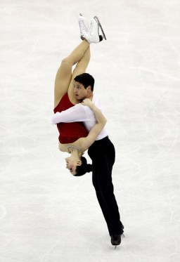 2012 ISU World Figure Skating Championships - Day Four