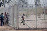Μετανάστες στην Αμυγδαλέζα