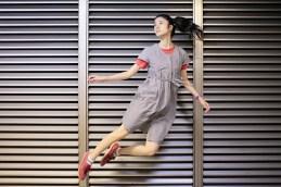 Το ιπτάμενο κορίτσι του Τόκιο