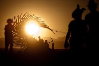 ΑfricaBurn 2012