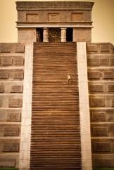 Ένας ναός των Μάγια από σοκολάτα