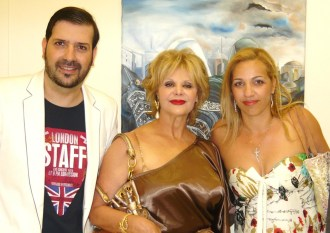 Μιχαήλ Ρωμανός - Μαρία Ιωαννίδου - Μαρία Βαμβακούση