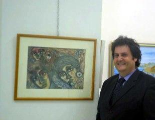 Ο Ιστορικός Τέχνης Λόντιος Πετμετζάς στο έργο του Κώστα Ευαγγελάτου