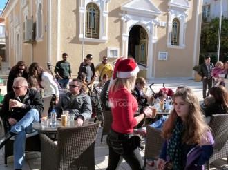 Παραμονή Χριστουγέννων (Λιθόστρωτο)