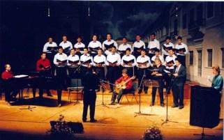 1995 - αφιέρωμα στο Μ.Χατζιδάκη