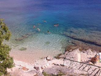 Παραλίες με γαλάζιες σημαίες