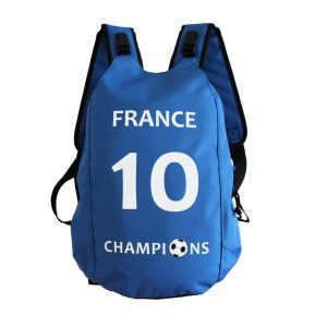 Backpack for Kids France No. 10 Football, Soccer