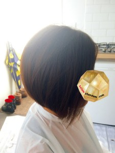 hair style for Female short〜Bob14