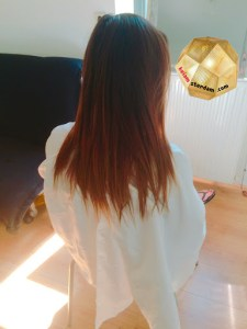 hair style for Female medium〜long17