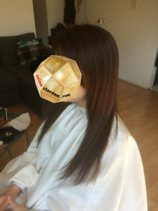 hair style for Female medium〜long12