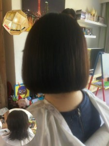 hair style for Female short〜Bob11
