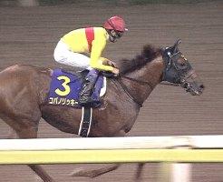 【帝王賞 2016】動画・結果/コパノリッキーが後続に3馬身半差をつける圧勝劇