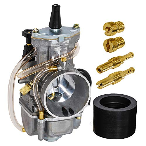 Safercctv Oko Pwk Carburetor Carb With Jet For Motorcycle