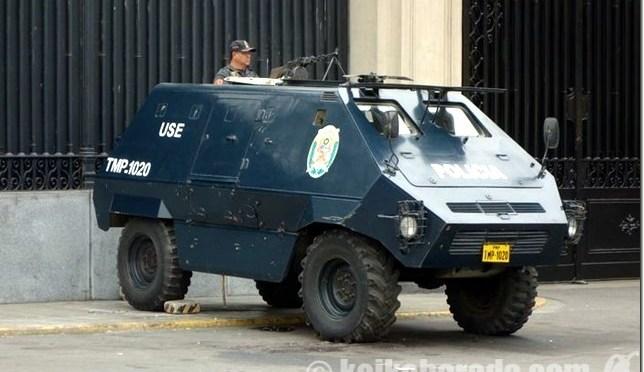 ペルー国家警察特殊部隊