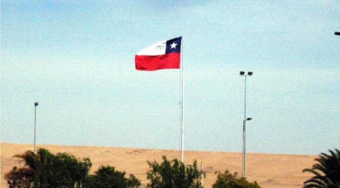 チリ国境でTAM不携帯の外国人3人取り調べ