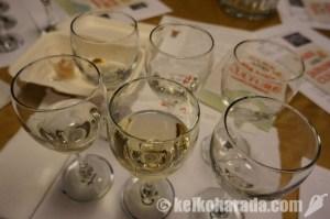 ペルー初の日本酒試飲会、6品種