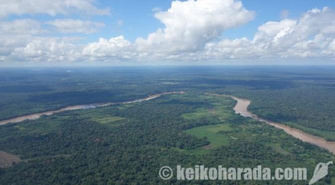 ペルー・ブラジル国境付近でM7.3の地震