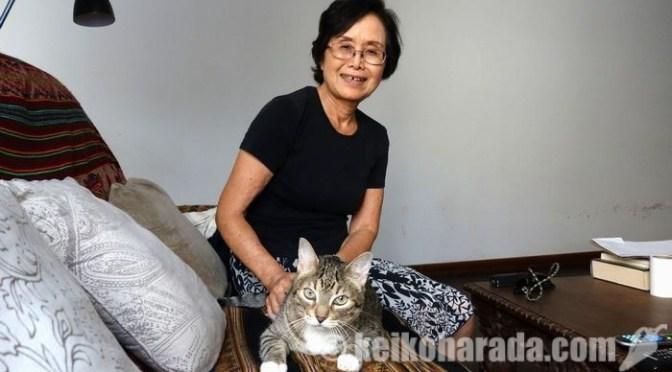 ペルー移住物語 / 第10回 鏑木玲子-ボランティアに捧げる人生