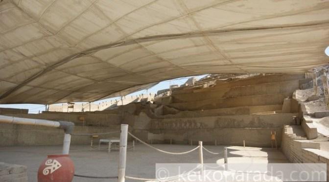まるでペルーの卑弥呼?セニョーラ・デ・カオとエル・ブルホ遺跡