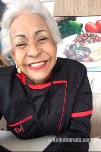ドミニカ共和国の美食顧問、Sra. Esperanza