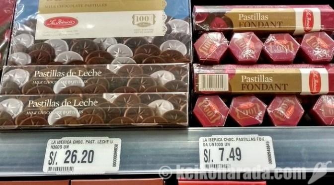 スーパーに見るペルー的商習慣