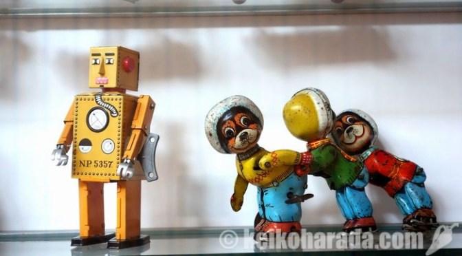 おもちゃの博物館