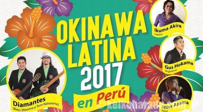"""Okinawa Latina"" 2017 en Perú!"