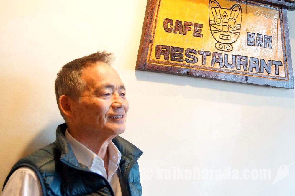 鈴木健夫~ペルー伝統の味を守り続ける日本人シェフ 中編