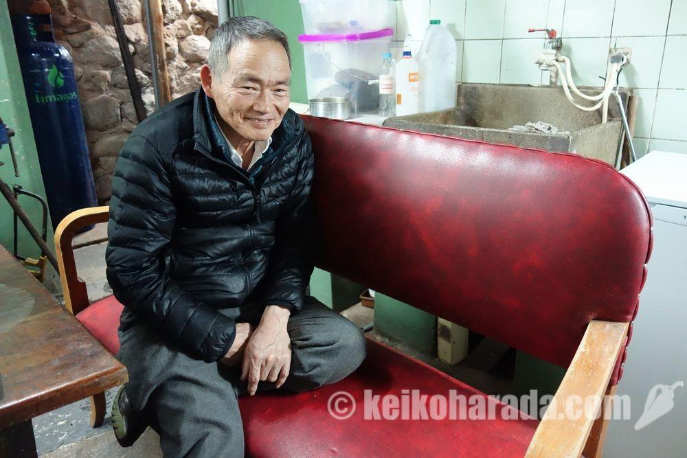 鈴木健夫~ペルー伝統の味を守り続ける日本人シェフ 後編