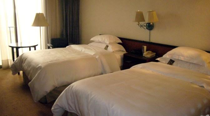 高級ホテルの客室稼働率3.8%減、客室単価は上昇
