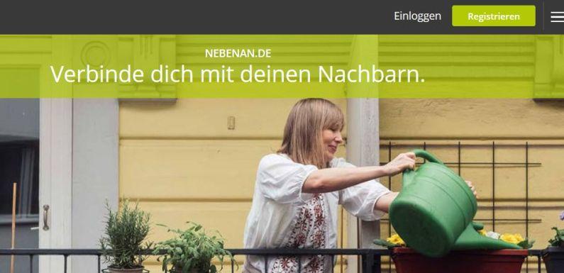 Nebenan.de / Beitrag in Gruppe Anwohnerthemen Verkehr!