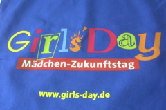 thumbs siebdruck girlsday - Textildruck