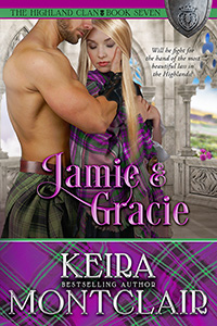 Book Cover: Jamie and Gracie