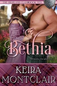 Book Cover: Bethia