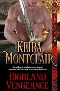 Book Cover: Highland Vengeance
