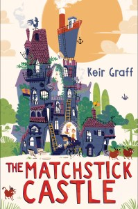 The Matchstick Castle by Keir Graff