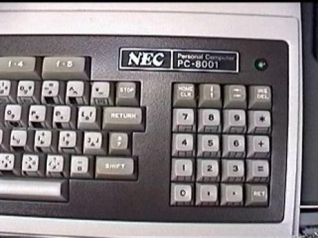 「PC-8001」の画像検索結果