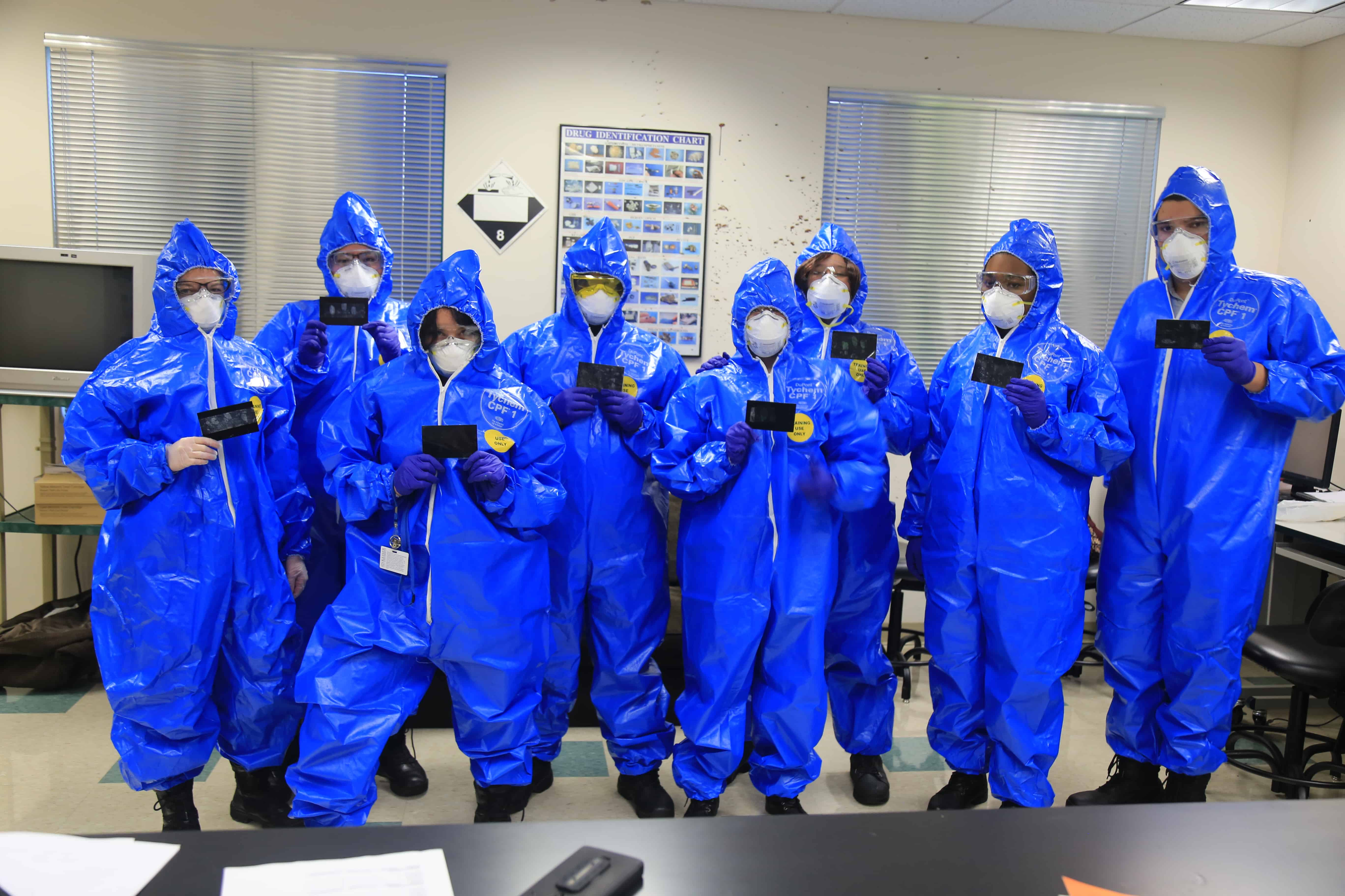 Crime Scene Technology Students In Sarasota Are Suited For