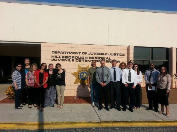 Tampa Campus Tours the Hillsborough Regional Juvenile ...