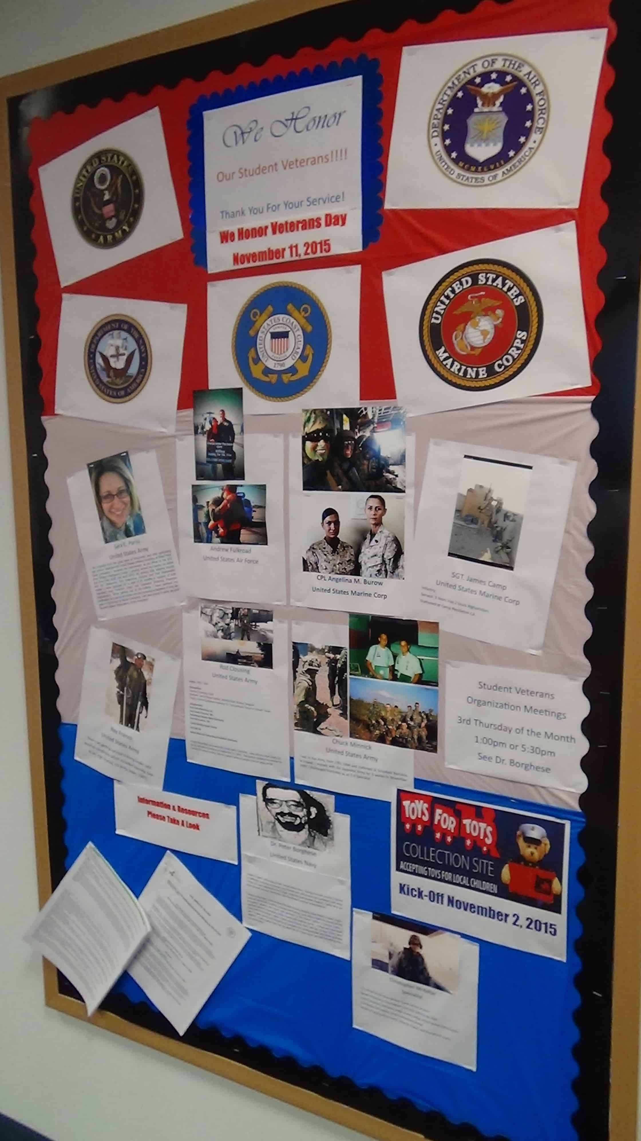 Fort Myers Campus Honors Student Military