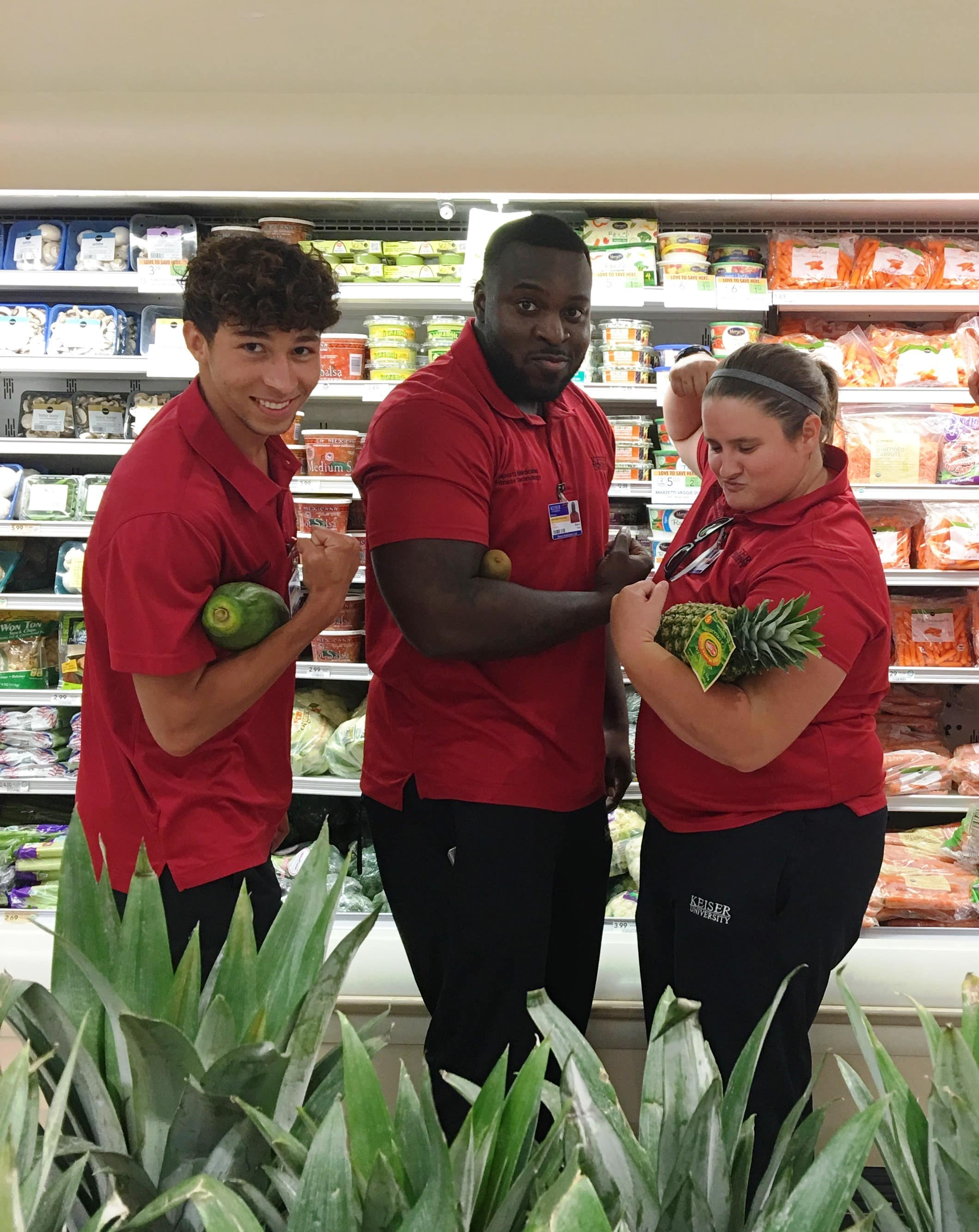 Melbourne Students Visit Local Supermarket To Learn About