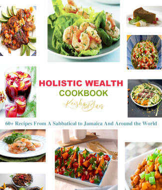 The Holistic Wealth Cookbook