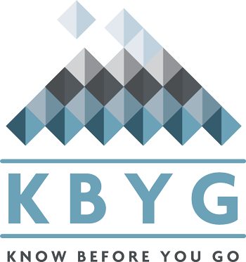Know Before You Go (KBYG) Logo