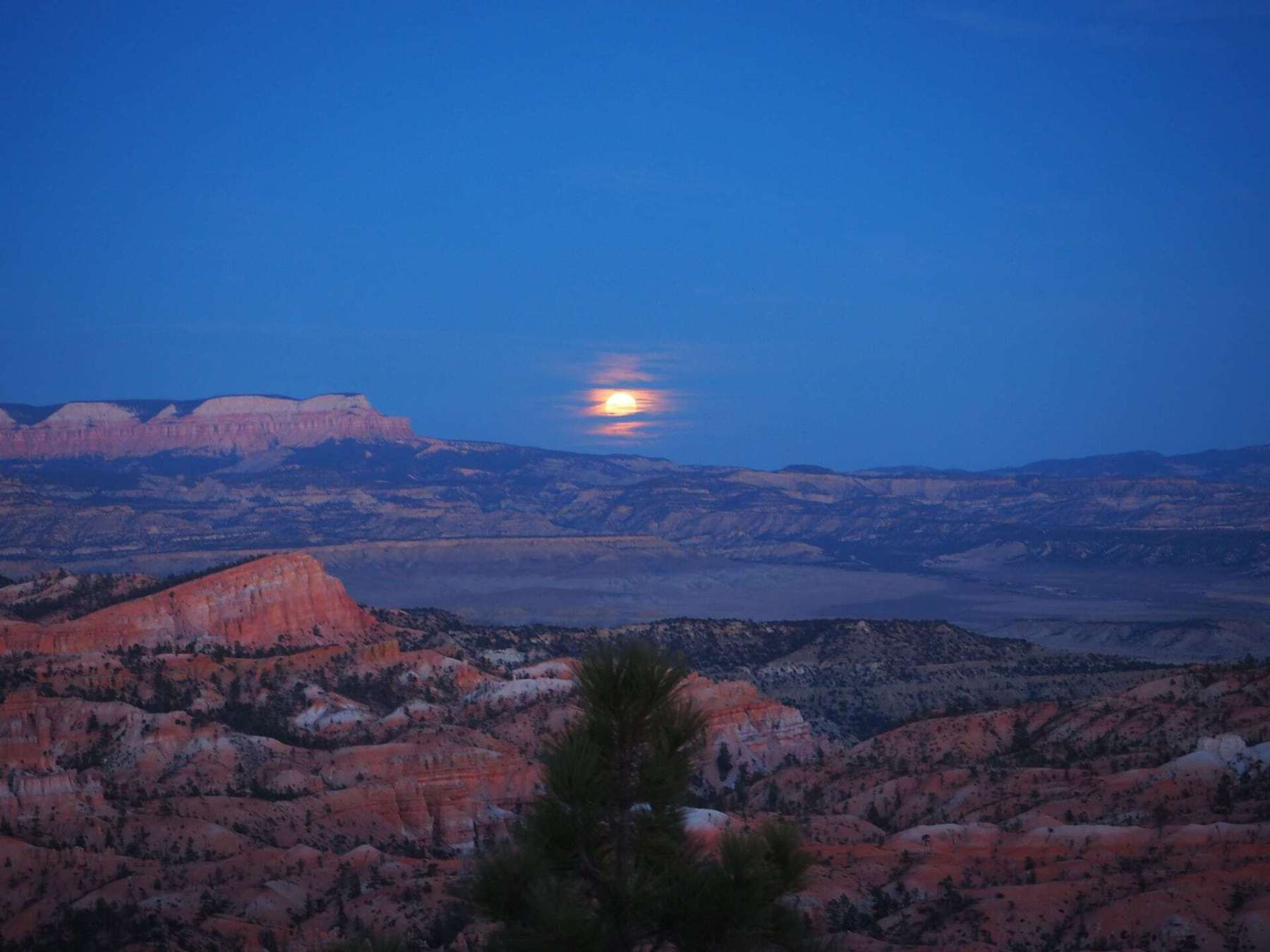 Full Moon Hike in Bryce Canyon National Park