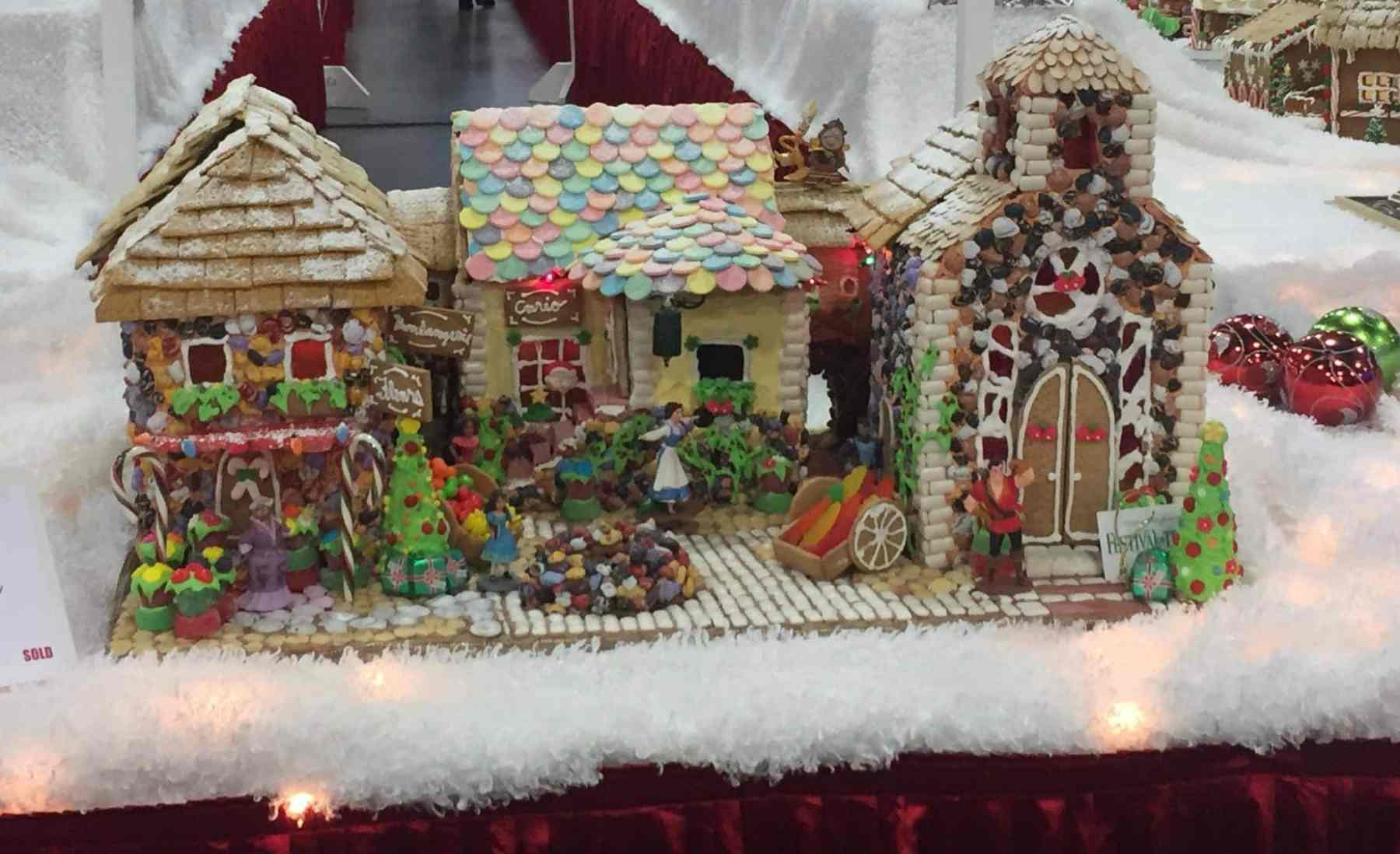 Gingerbread Section