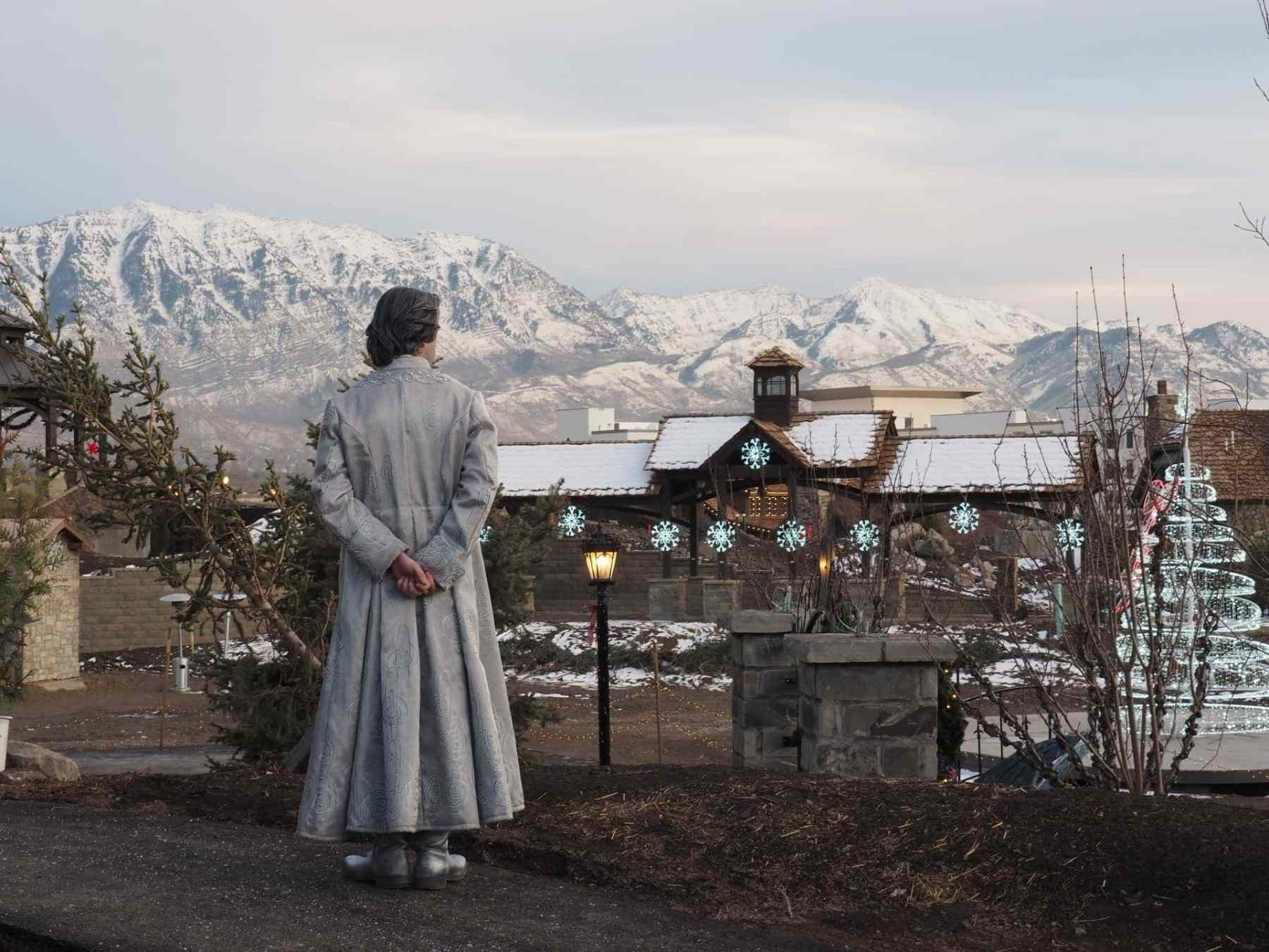 The Wasatch Mountains make the perfect backdrop for Evermore