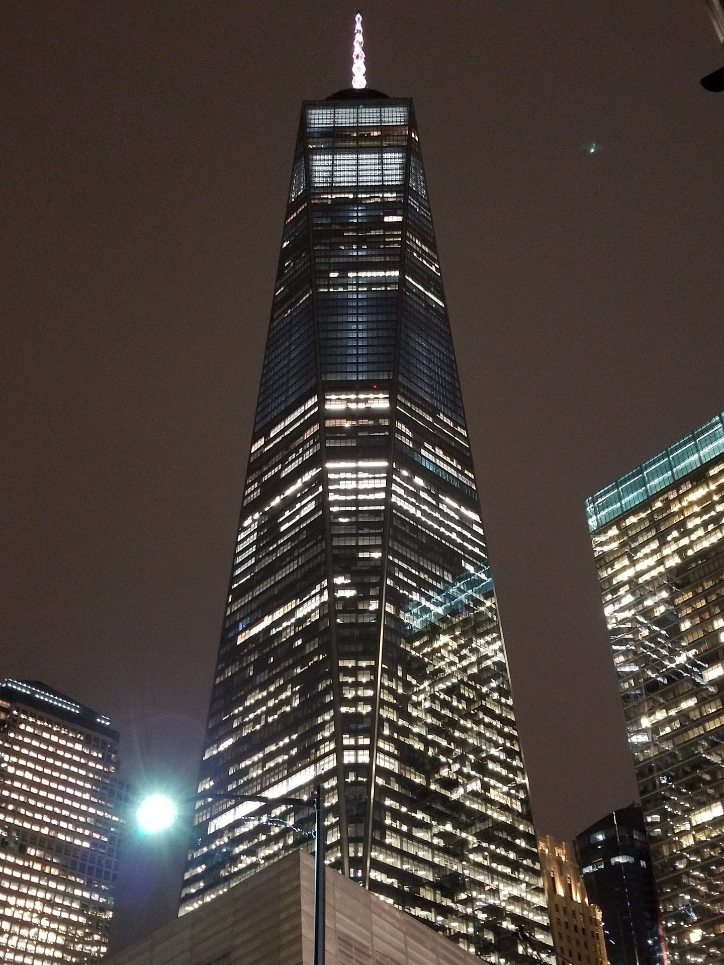 World Trade Center Tower