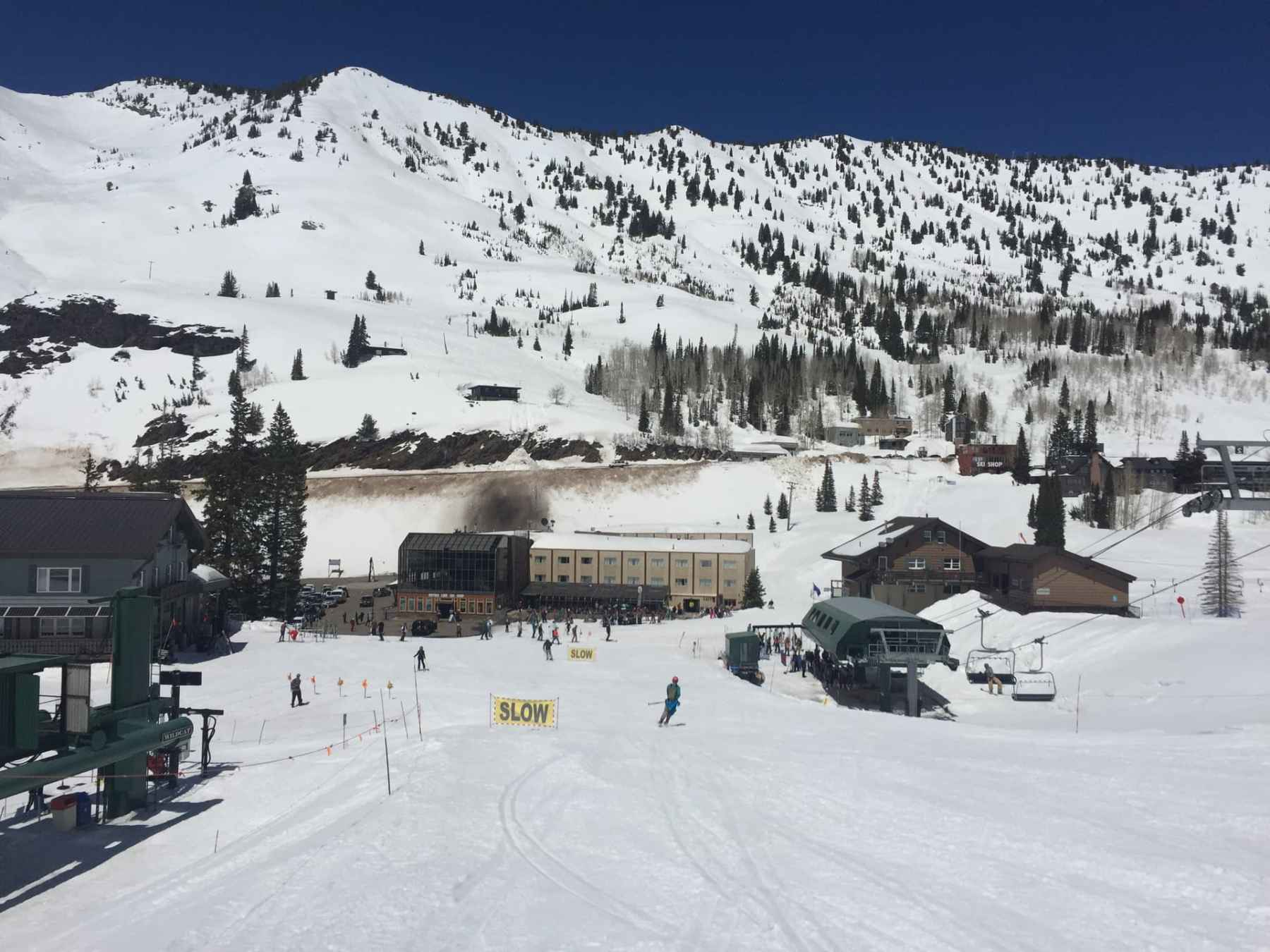 Wildcat Base - Alta Mountain Resort