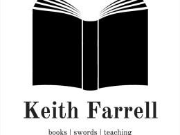Keith Farrell - books | swords | teaching