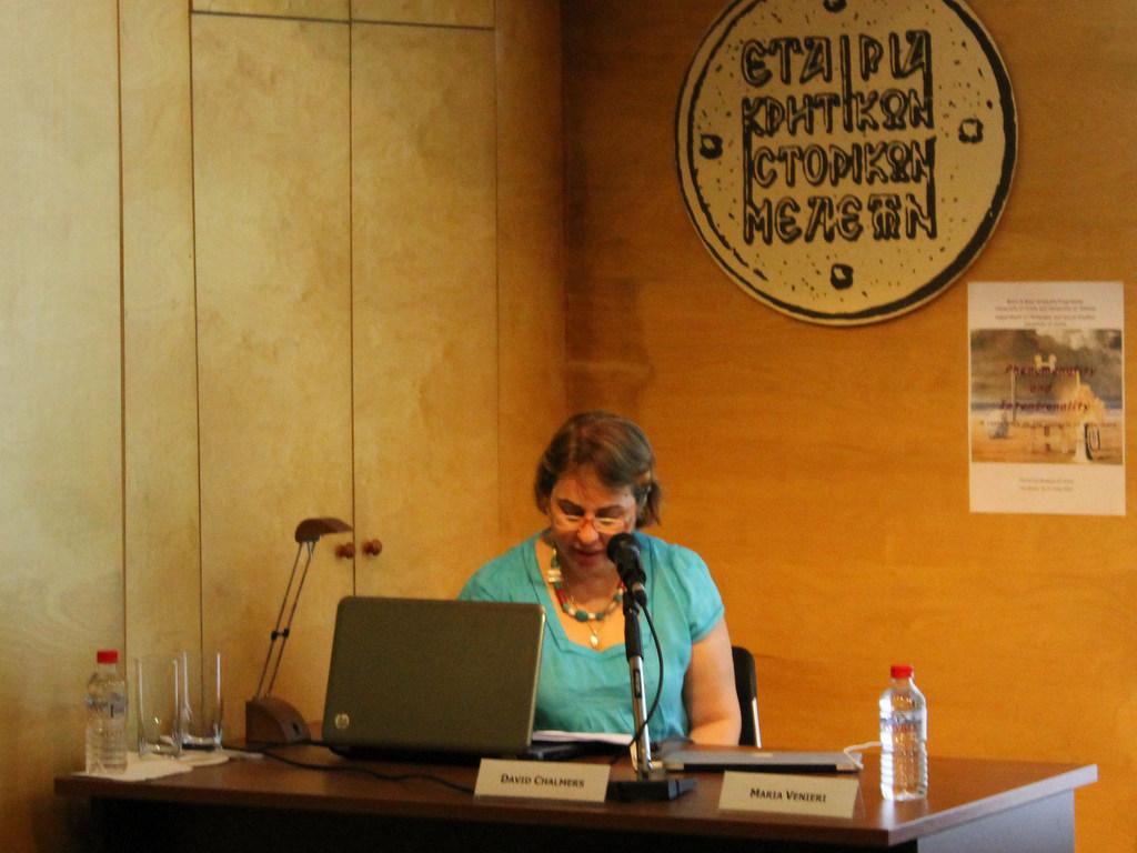Maria Venieri